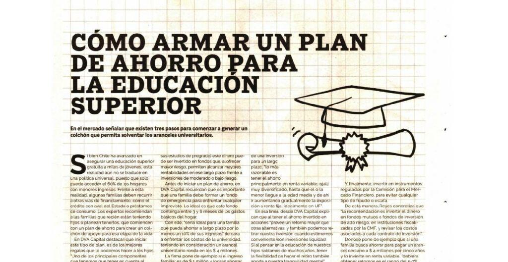 plan de ahorro, Tomás Reyes