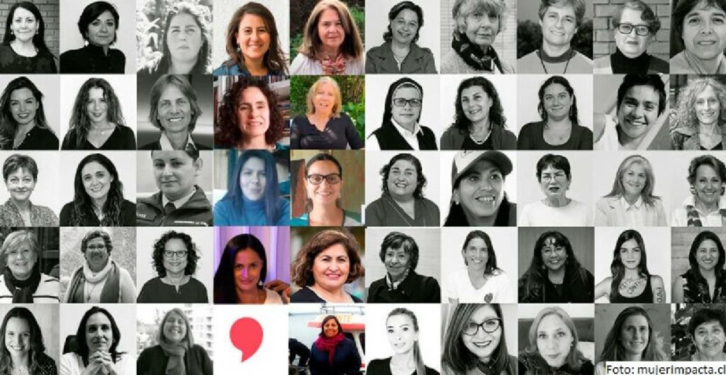Fundación Mujer impacta, mujeres que impactan,Clase Ejecutiva UC