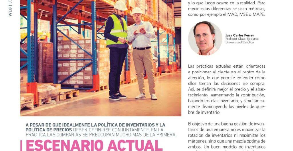 inventarios, Juan Carlos Ferrer